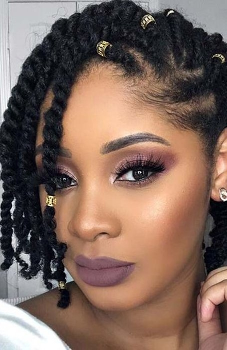 Best 15 best natural hairstyles for black women in 2020 the African American Female Natural Hairstyles