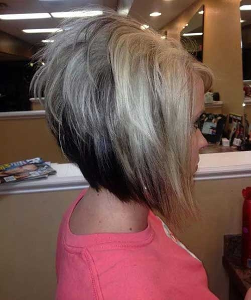 Best 15 short stacked haircuts Short Stacked Hair Styles Inspirations