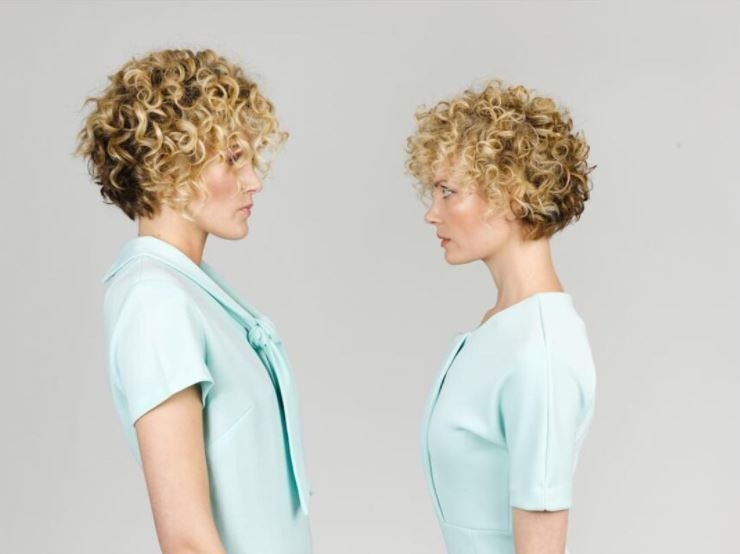 Best 18 best perm hairstyles for women in 2019 Short Perm Hair Styles Inspirations