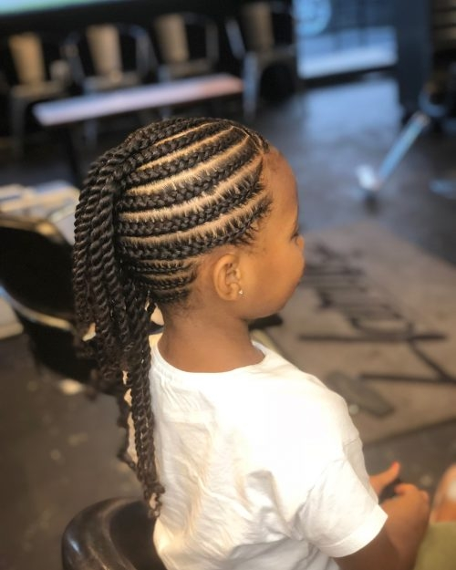 Best 18 cutest braid hairstyles for kids right now Braids Hairstyles 18 Ideas
