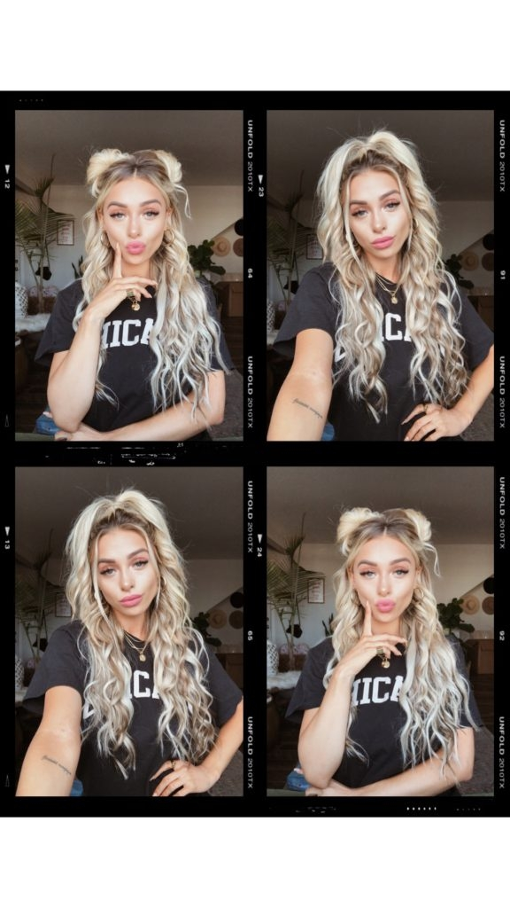 Best 2 fun and flirty hairstyles with clip in extensions with Luxy Hair Styles For Short Hair Ideas