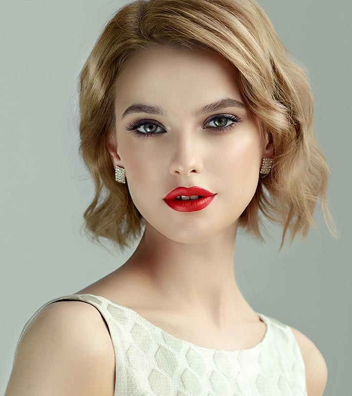 Best 20 incredible diy short hairstyles a step step guide Blow Dry Short Hair Styles Ideas