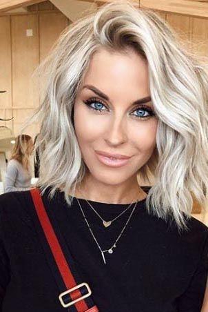 Best 20 short blonde hairstyles to bring straight to the salon in Short Blonde Hair Styles Choices
