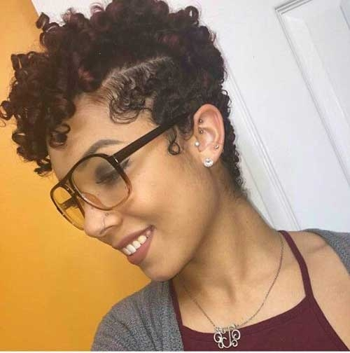 Best 20 short curly hairstyles for black women Curly Styles For Short Black Hair Choices