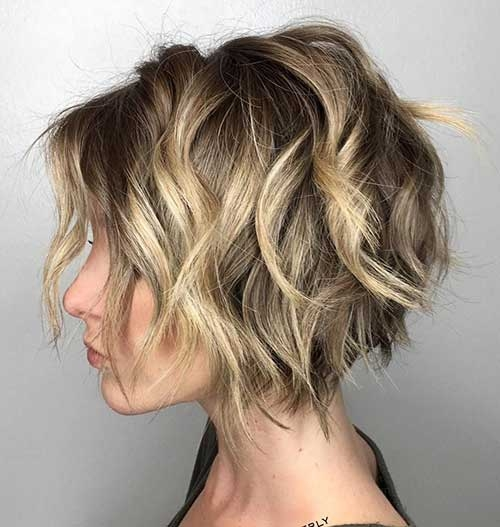 Best 2018 must see choppy short haircuts Short Choppy Layered Haircuts Inspirations