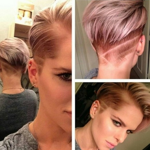Best 22 trendy short haircut ideas for 2020 straight curly hair Stylish Short Hair Styles Inspirations