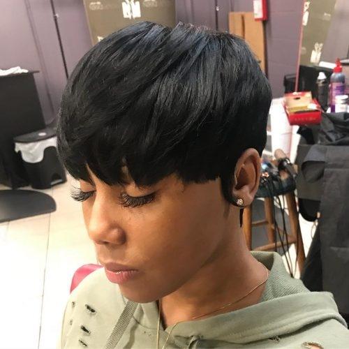 Best 27 hottest short hairstyles for black women for 2020 Cute Hairstyle For Short Black Hair Choices