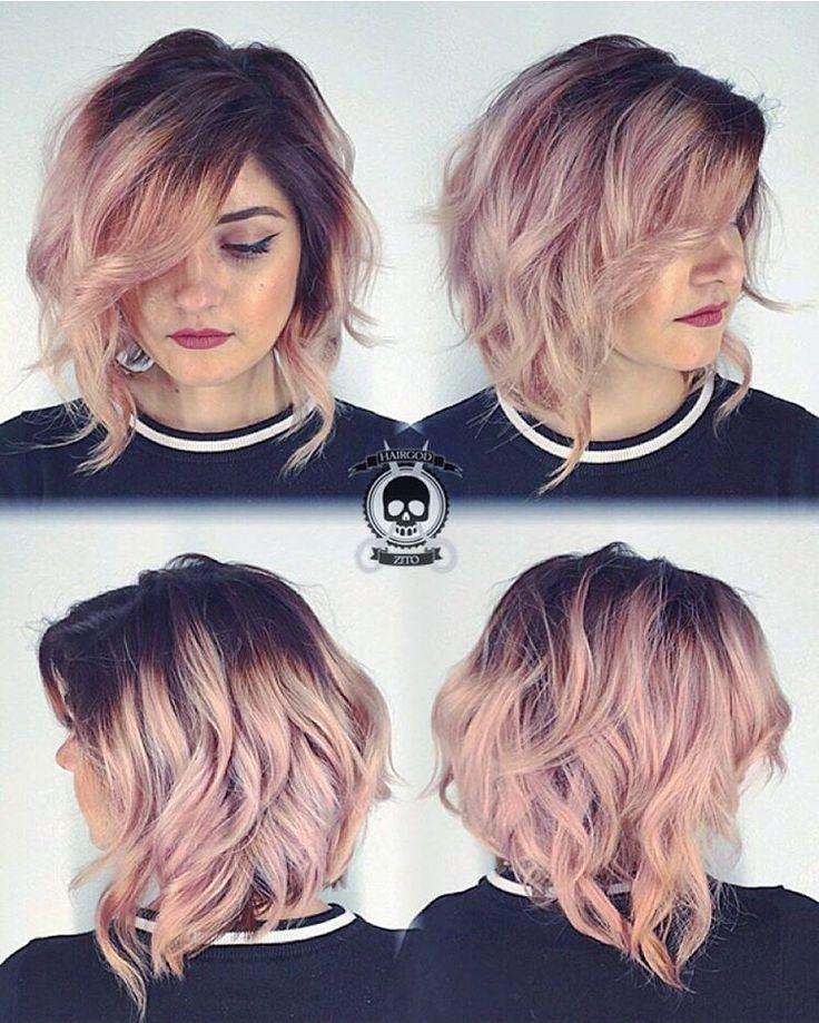 Best 28 short haircut color ideas for 2019 short hair models in Short Haircut And Color Ideas Choices