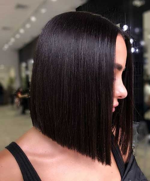 Best 28 short hairstyles for straight hair for stylish girls Straight Hair Short Haircuts Choices