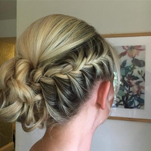 Best 29 gorgeous braided updos for every occasion in 2020 Braid Hairstyles Updos Ideas