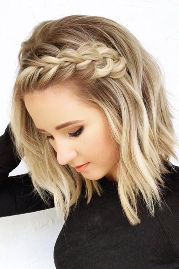 Best 30 pretty side braid hairstyles fashion is my crush in Braided Hairstyles For Thick Layered Hair Ideas