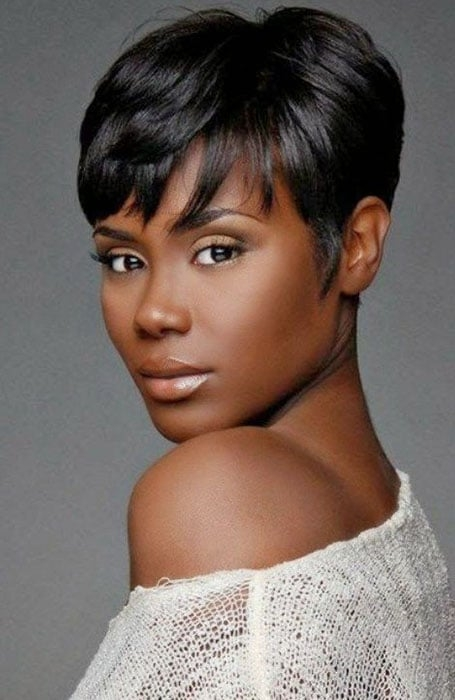 Best 30 stylish short hairstyles for black women the trend spotter Short Hairstyles African American Hair Ideas