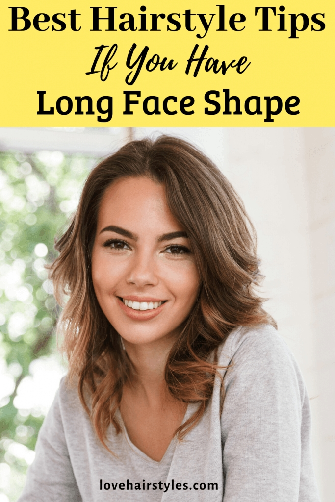 Best 30 trendy hairstyles for long faces lovehairstyles Short Haircuts For Wavy Hair Long Face Choices