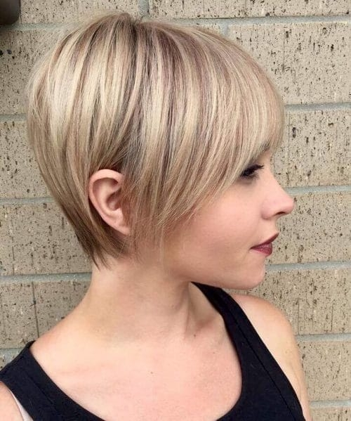 Best 31 cute easy short layered haircuts trending in 2020 Short Hairstyles With Bangs And Layers Ideas