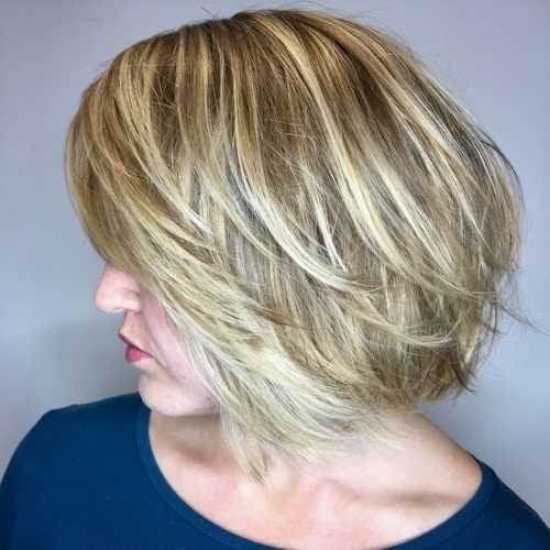 Best 31 cute easy short layered haircuts trending in 2020 Short To Medium Layered Haircuts Choices