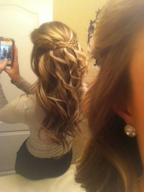 Best 32 easy hairstyles for curly hair for short long Braided Hairstyles For Curly Medium Length Hair Ideas