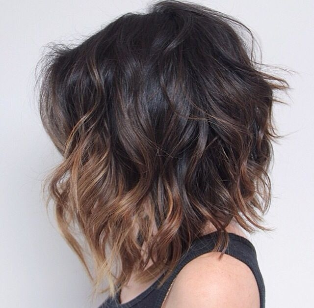 Best 35 hottest short ombre hairstyles 2021 best ombre hair Short Hair Ombre Styles Inspirations
