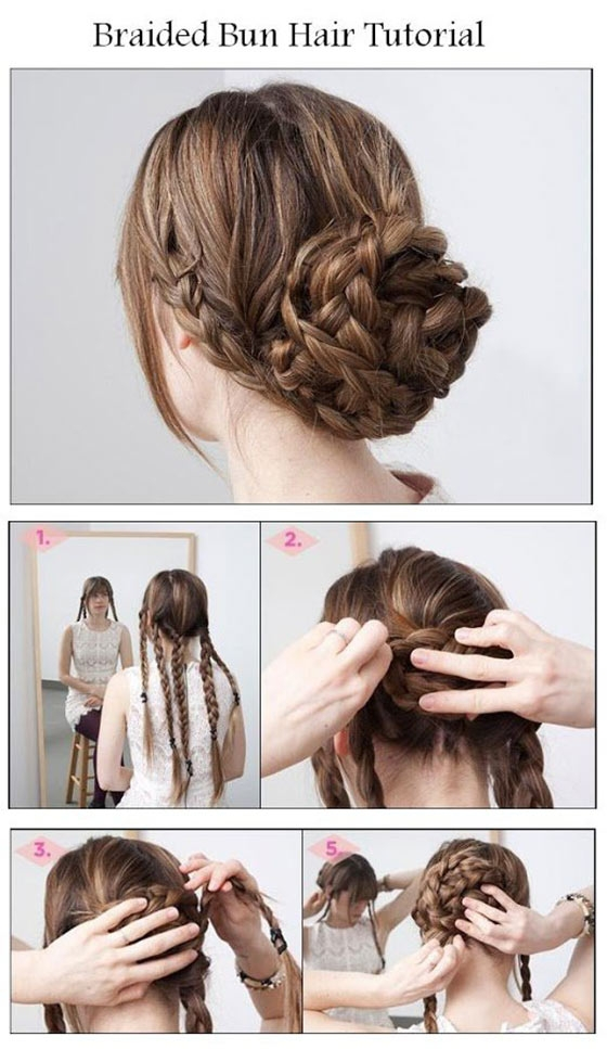 Best 40 braided hairstyles for long hair Braided Updos For Long Hair Tutorial Choices