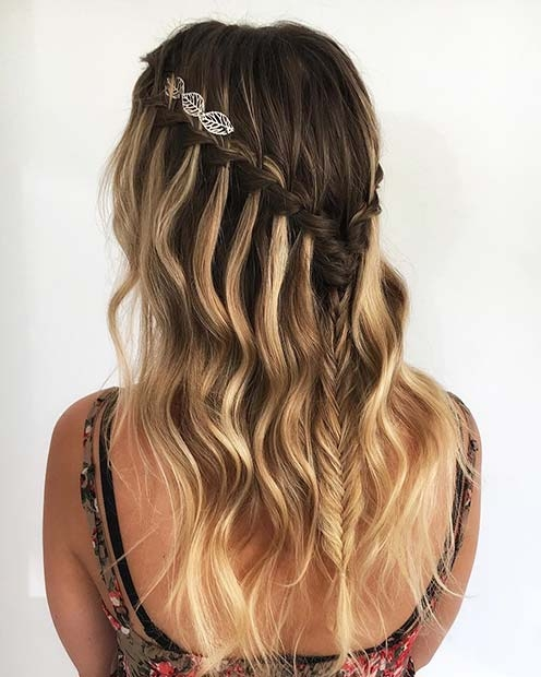Best 41 cute braided hairstyles for summer 2019 stayglam Cute Braid Hair Styles Inspirations