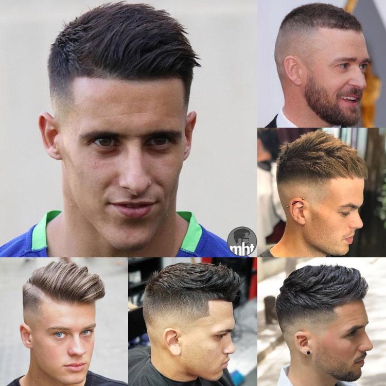 Best 45 best short haircuts for men 2020 styles Awesome Hairstyles For Short Hair For Guys Ideas