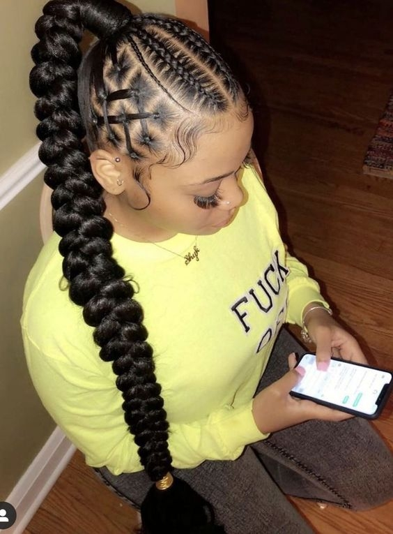Best 47 best african fishtail braids hairstyle 2019 for black Amazing Fishtail Braids Ever For African Hair Choices