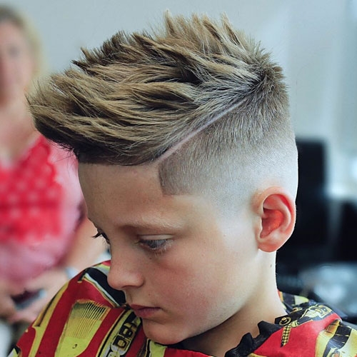 Best 50 cool haircuts for boys 2020 cuts styles Short Boys Hair Styles Inspirations