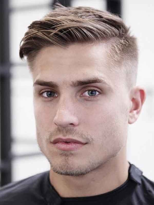 Best 50 easy stylish short hairstyles for men 2020 edition Men Hair Styles Short Choices