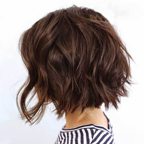 Best 55 alluring ways to sport short haircuts with thick hair Haircut Ideas For Short Thick Wavy Hair Inspirations