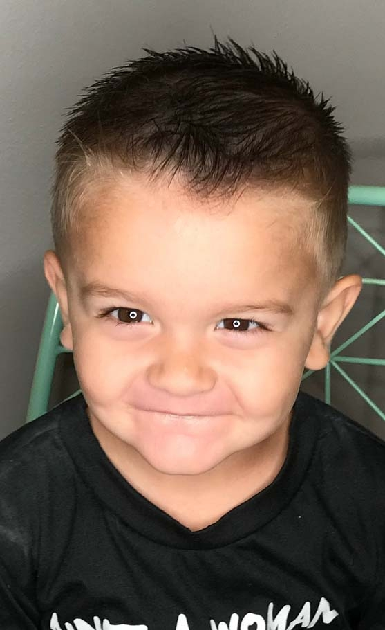 Best 60 cute toddler boy haircuts your kids will love Short Boys Hair Styles Ideas