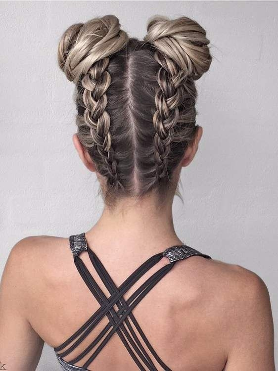 Best 7 braided hairstyles that people are loving on pinterest Braided Hairstyles For Medium Hair Pinterest Choices