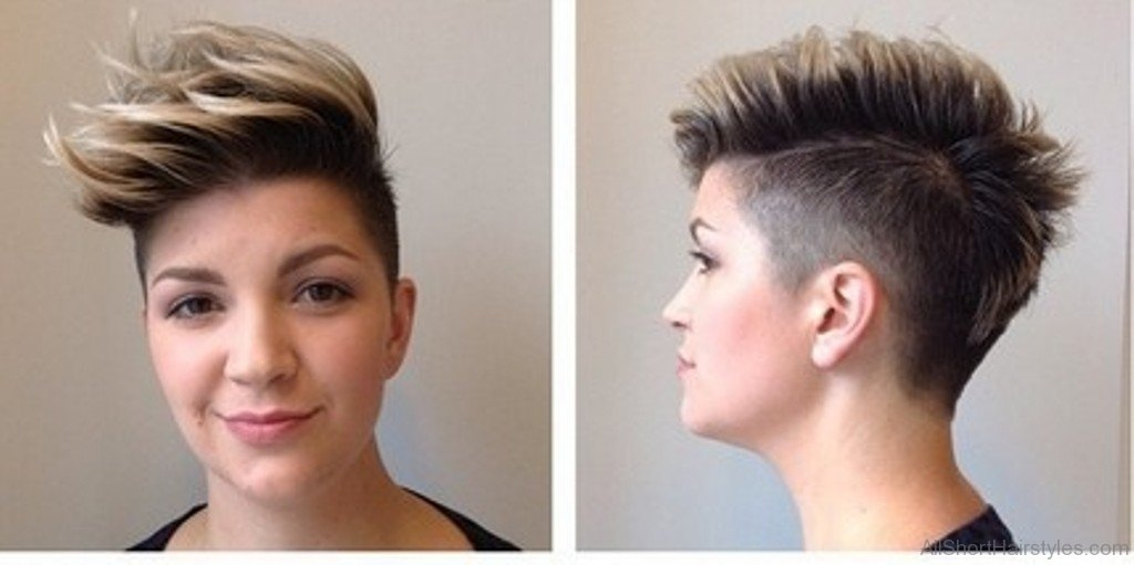 Best 70 fabulous short spiky hairstyles Short Spiky Haircuts For Round Faces Ideas