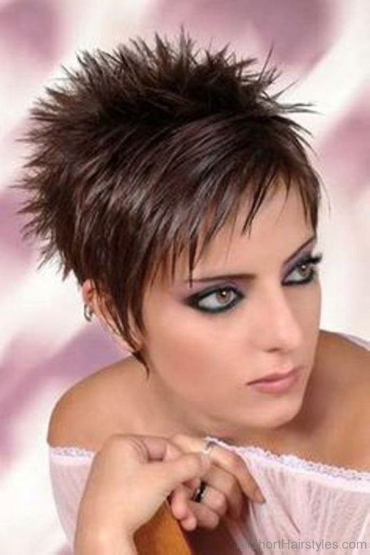 Best 70 fabulous short spiky hairstyles Spiked Short Hair Styles Ideas
