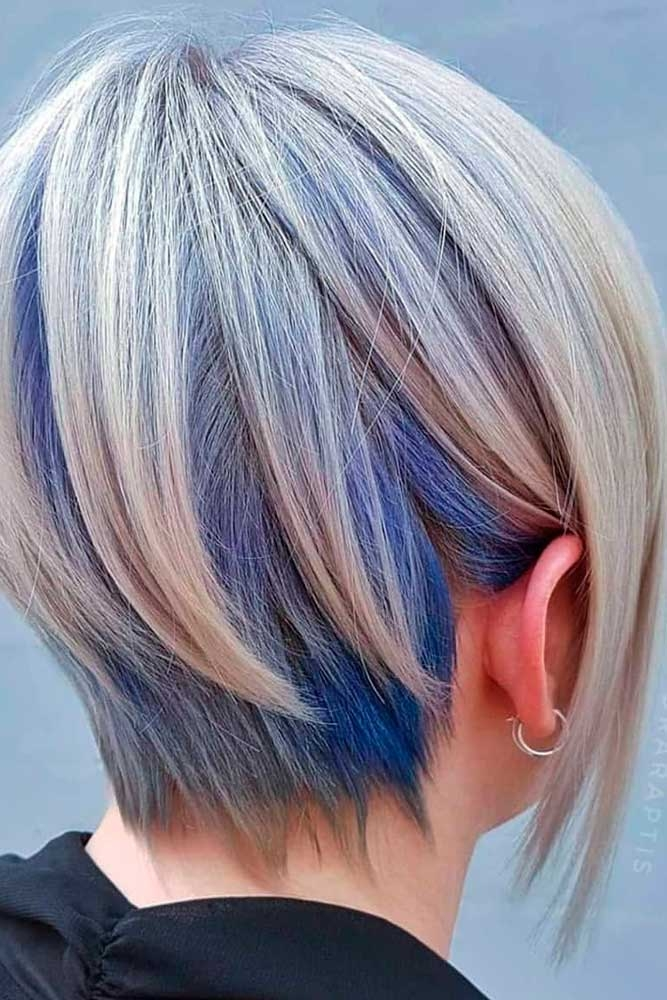 Best 90 amazing short haircuts for women in 2020 Short Haircuts With Color Inspirations