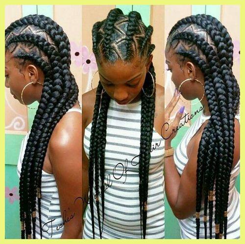 Best african american big braids hairstyles 430936 african African American Big Braids