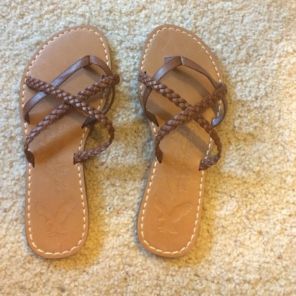 Best american eagle braided sandals Brown Braided Sandals American Eagle Ideas