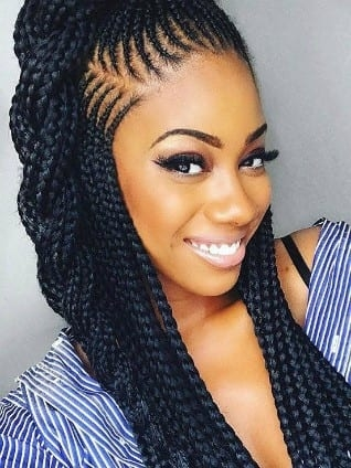 Best best braided styles for beginners Best Style Hair Braids Choices