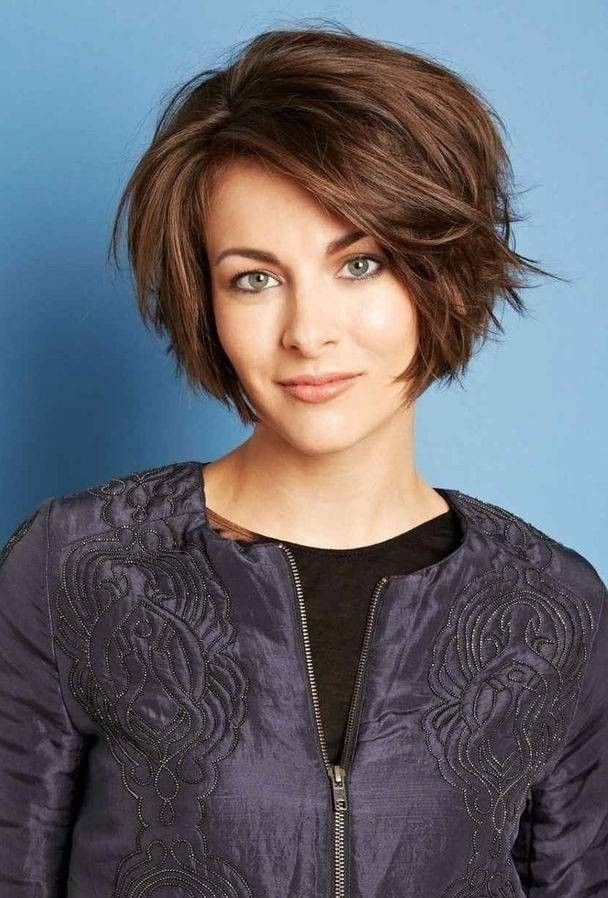 Best best haircuts for fine hair heart shaped face wallpaper Short Hairstyles For Heart Faces And Fine Hair Choices
