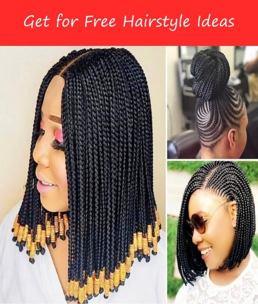 Best black braids hairstyles 2019 for android apk download Latest Braid Hairstyle Ideas