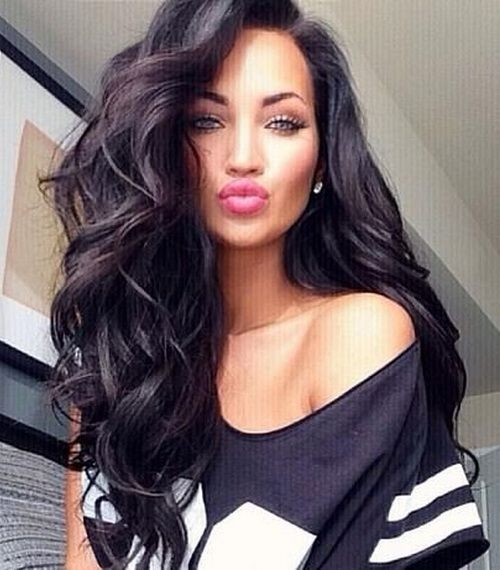 Best black women hairstyles for long thick hair women hairstyle African American Hairstyles For Long Hair Ideas