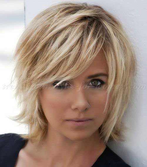 Best cool 20 fashionable layered short hairstyle ideas check more Pictures Of Medium To Short Haircuts Choices