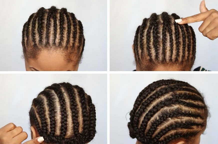 Best crochet braids everything you need to know un ruly hair Ways To Braid Your Hair For Crochets Ideas
