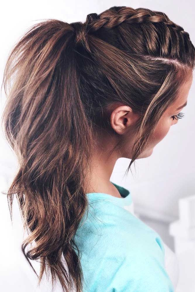 Best cute and easy homecoming hairstyles best of school dance Braided Hairstyles For School Dances Choices