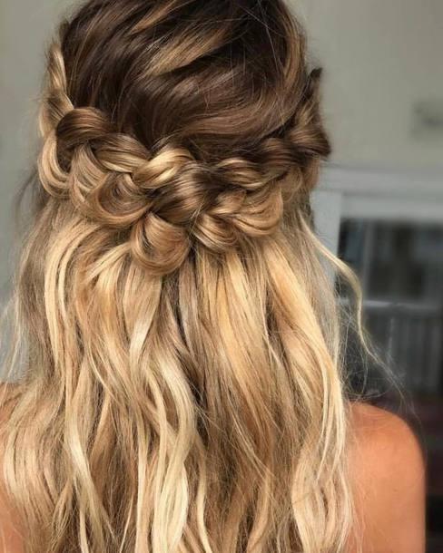 Best hair accessory tumblr braid hair hairstyles long hair Braid Hairstyle Tumblr Choices