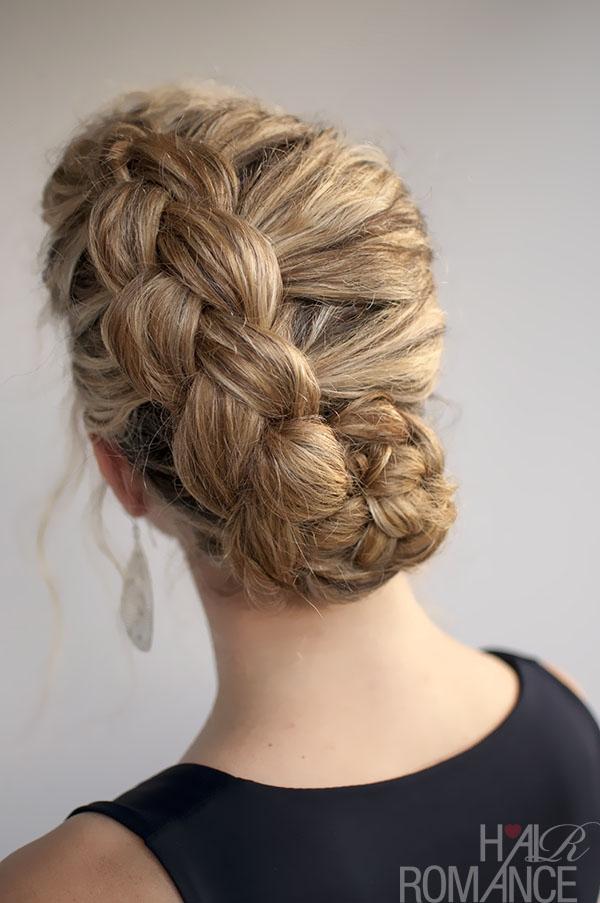 Best hairstyle for curly hair dutch braid tutorial hair romance Braided Hairstyles For Thick Curly Hair Choices