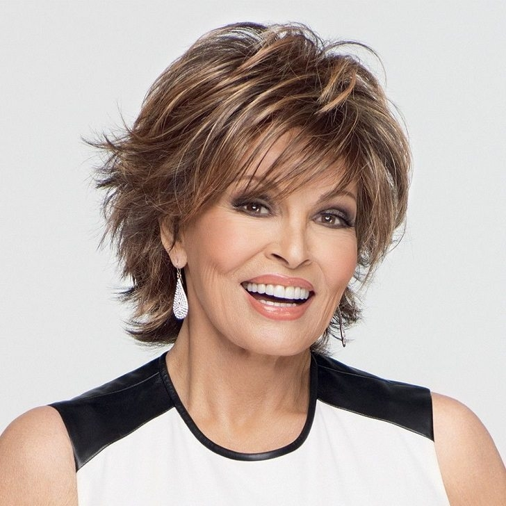 Best hairstyles for women over 50 for a unique and modern appearance Short Hair For Over Fifties Choices