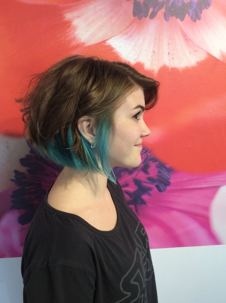 Best hairstylism hairstyles short hair color hair styles Dye Short Hair Styles Ideas