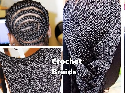 Best how to do cornrows and crochet braids Ways To Braid Your Hair For Crochets Ideas