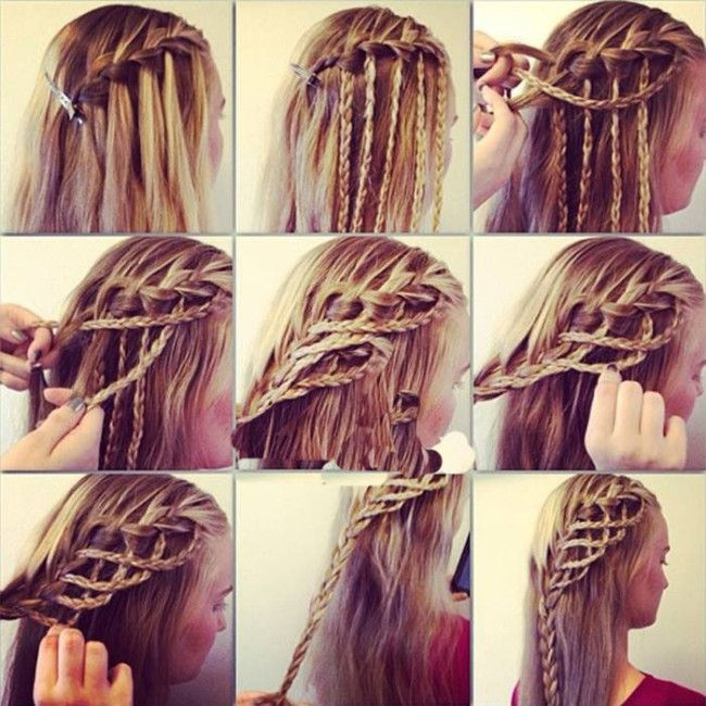 Best how to do different braids hair styles french twist hair Easy Braided Hairstyles To Do At Home Step By Step Choices