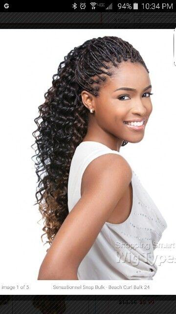 Best human hair individual braids micro braids hairstyles Braids With Human Hair Styles Choices