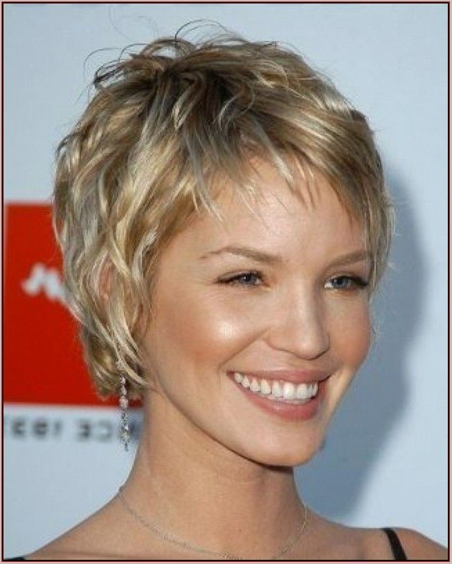 Best image result for very very short hair for women over 50 Short Haircuts For Women With Fine Hair Choices
